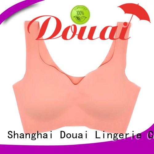 Douai yoga bra factory price for yoga
