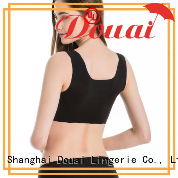 Douai best affordable sports bras factory price for yoga