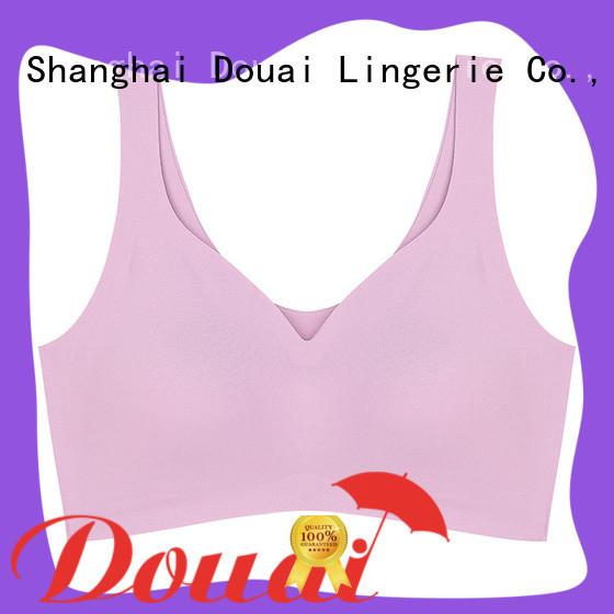Douai thin bra sport personalized for sport