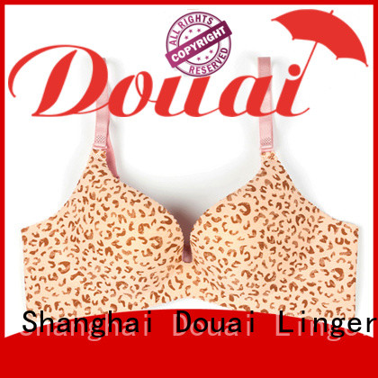 Douai good quality best full coverage support bra for women