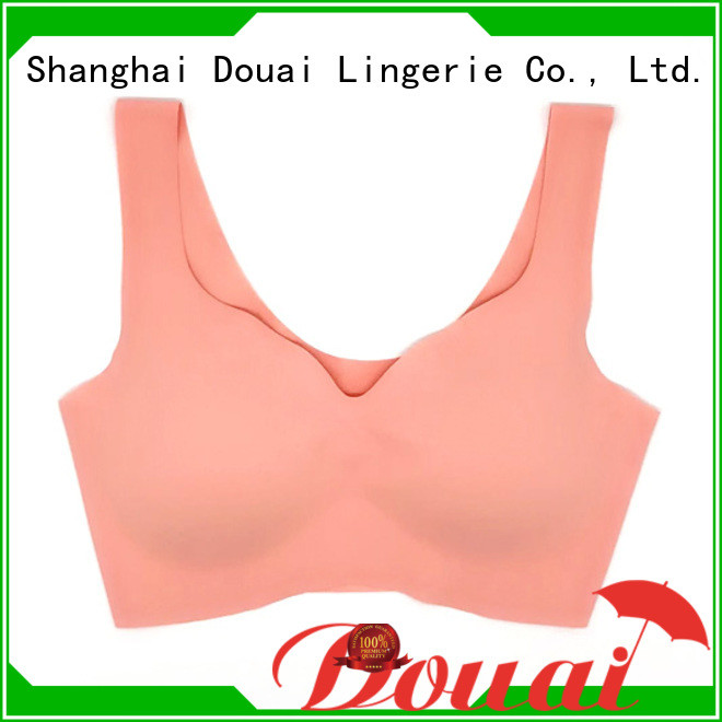 natural low impact sports bra wholesale for sking