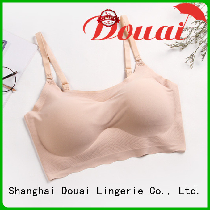 Douai detachable nude seamless bra supplier for home