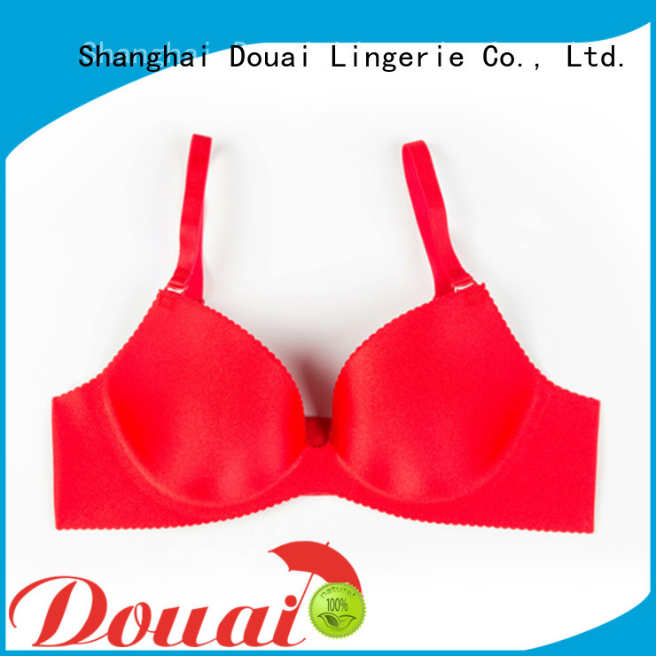 attractive seamless padded bra wholesale for madam