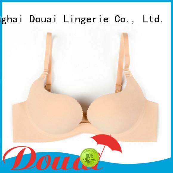 popular seamless u plunge bra directly sale for beach