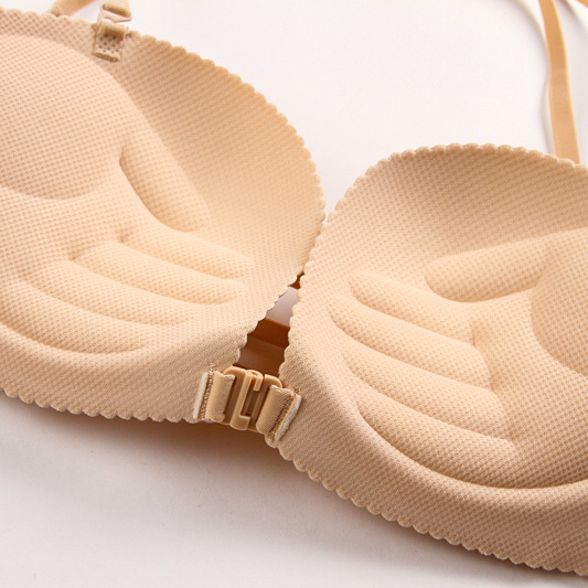 Douai front button bra supplier for women