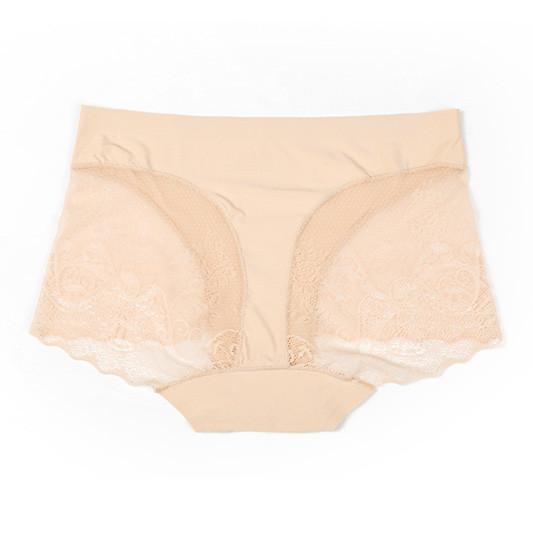 Wholesale Women Sexy Traceless Underwear Lace Seamless Panties