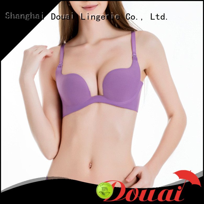 Douai deep u plunge bra customized for dress