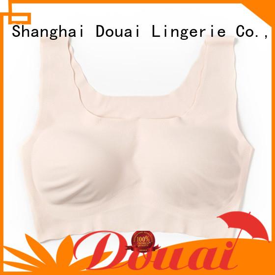 seamless bra vest top supplier for bedroom