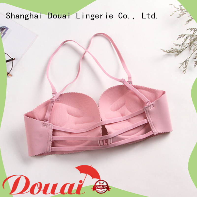 fashionable front clip bras wholesale for women