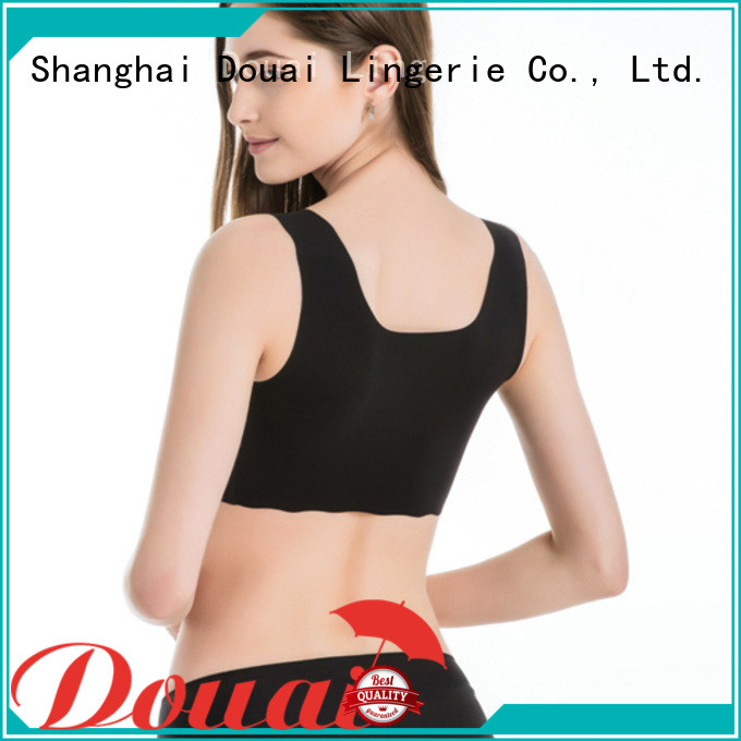 soft bra sport personalized for hiking