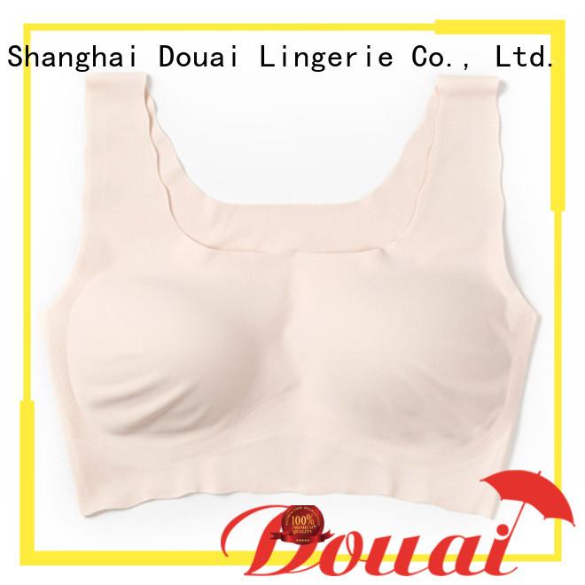 Douai seamless best bra for lift manufacturer for bedroom