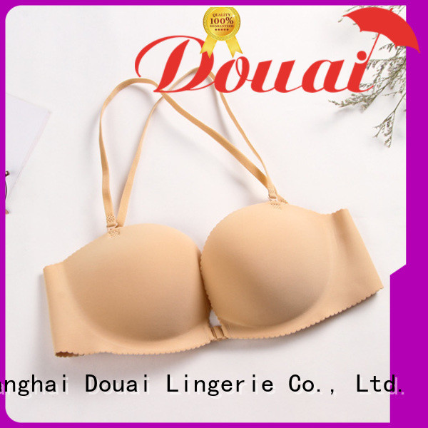 Women beautiful bra sexy bra design good quality ladies padding insert Lingerie