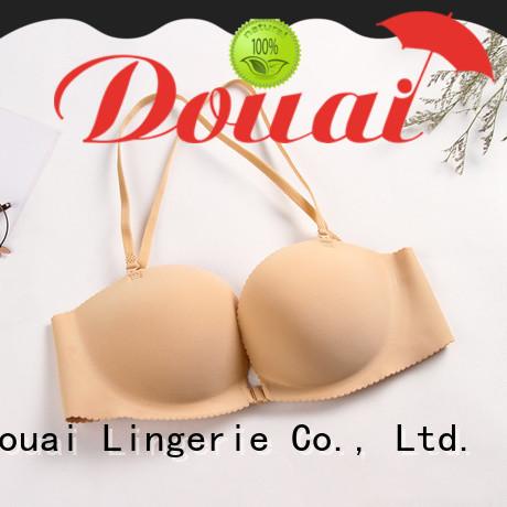 cotton front closure comfort bra supplier for women