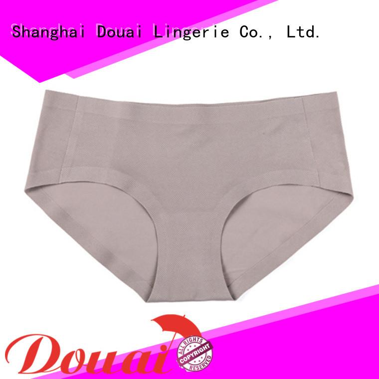 Douai girls seamless underwear wholesale for women