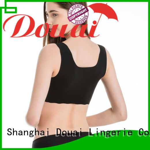 Douai womens gym bra supplier for sport