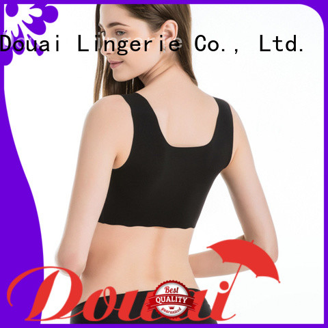 thin sports bra for gym supplier for yoga