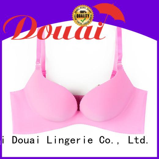 Douai comfortable best support bra customized for madam