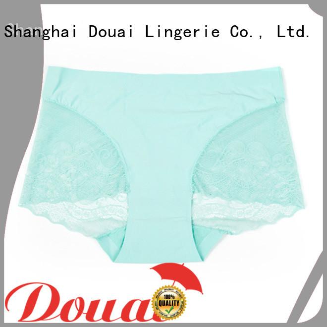 Douai beautiful sexy lace underwear promotion for women