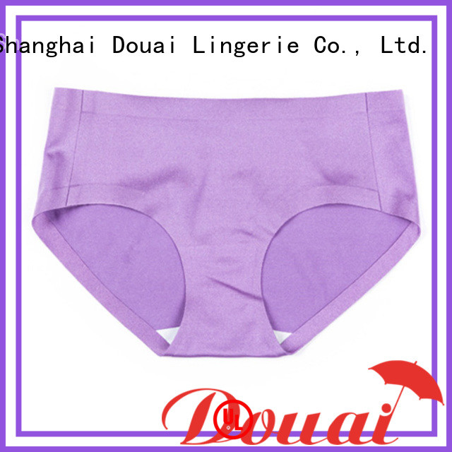 Douai healthy ladies seamless underwear directly sale for girl