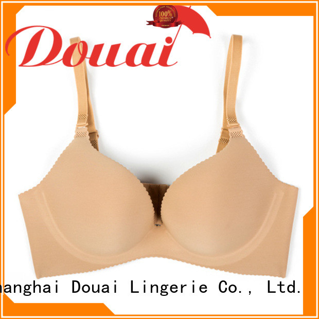 durable seamless padded bra wholesale for madam