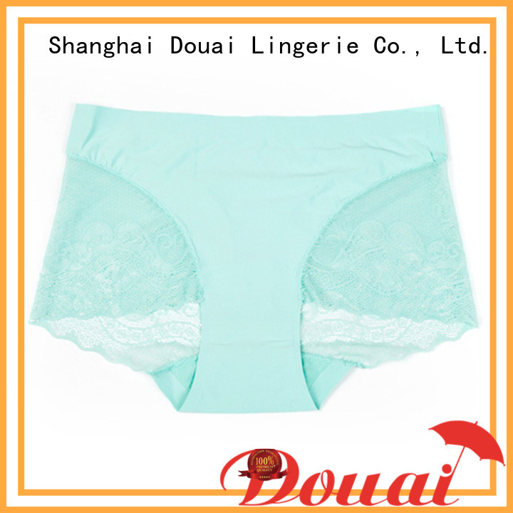 Douai lace back panties promotion for madam