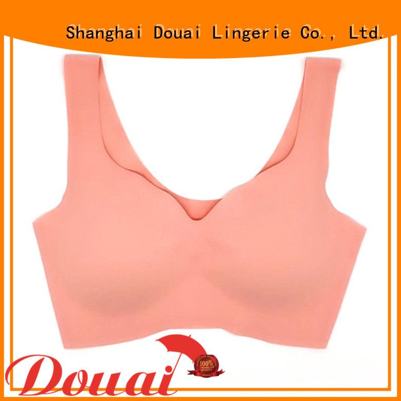 Douai natural womens sports bra wholesale for sking