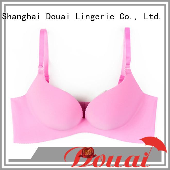 Douai 3 cup bra customized for girl