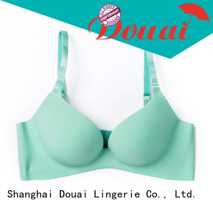 attractive best seamless push up bra wholesale for madam