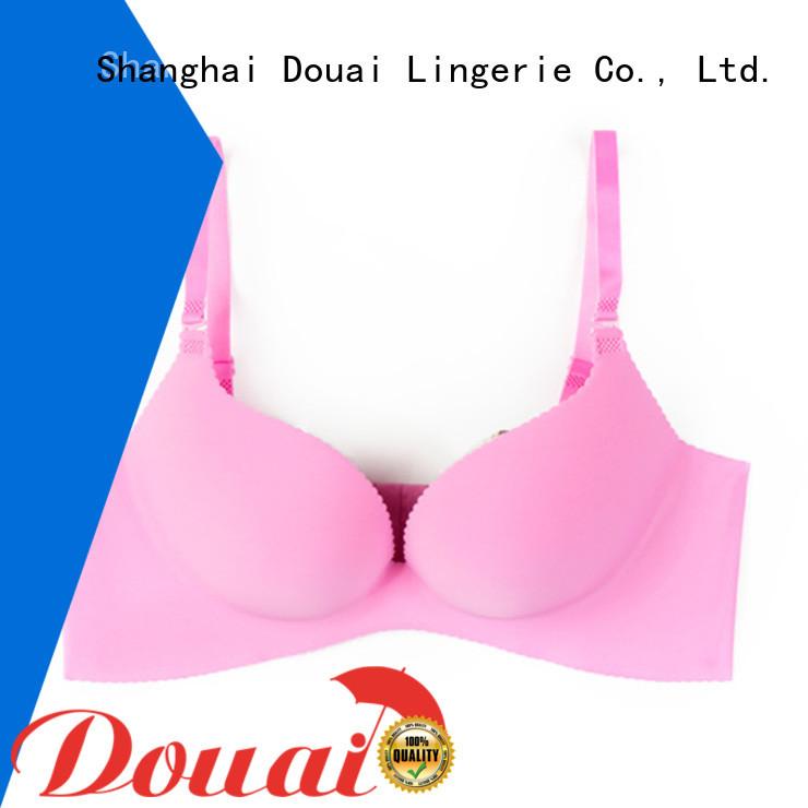 Douai cheap push up bras wholesale for ladies