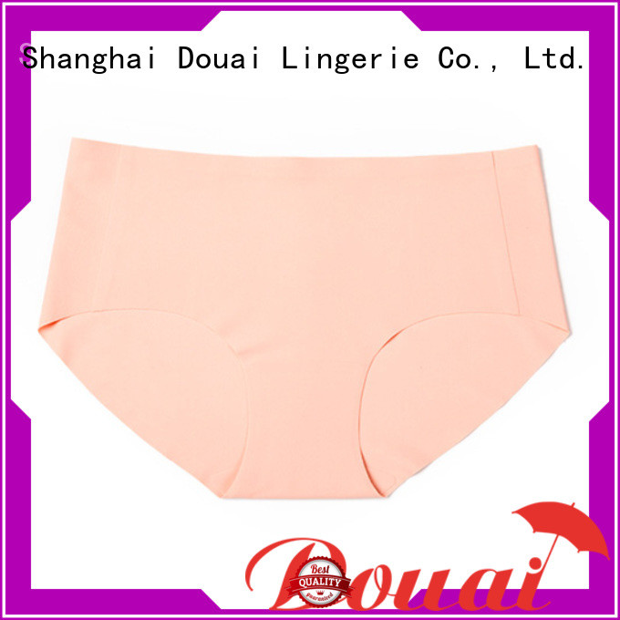 Douai comfortable girls seamless underwear directly sale