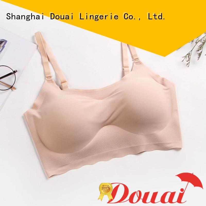 seamless crop top bra supplier for hotel
