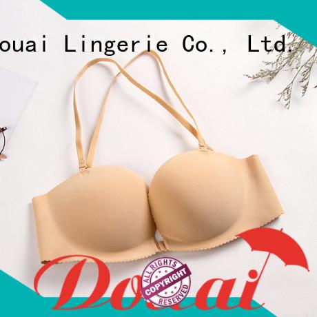 cotton front clip bras design for women