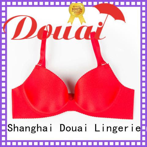 Douai attractive seamless non padded bra for madam