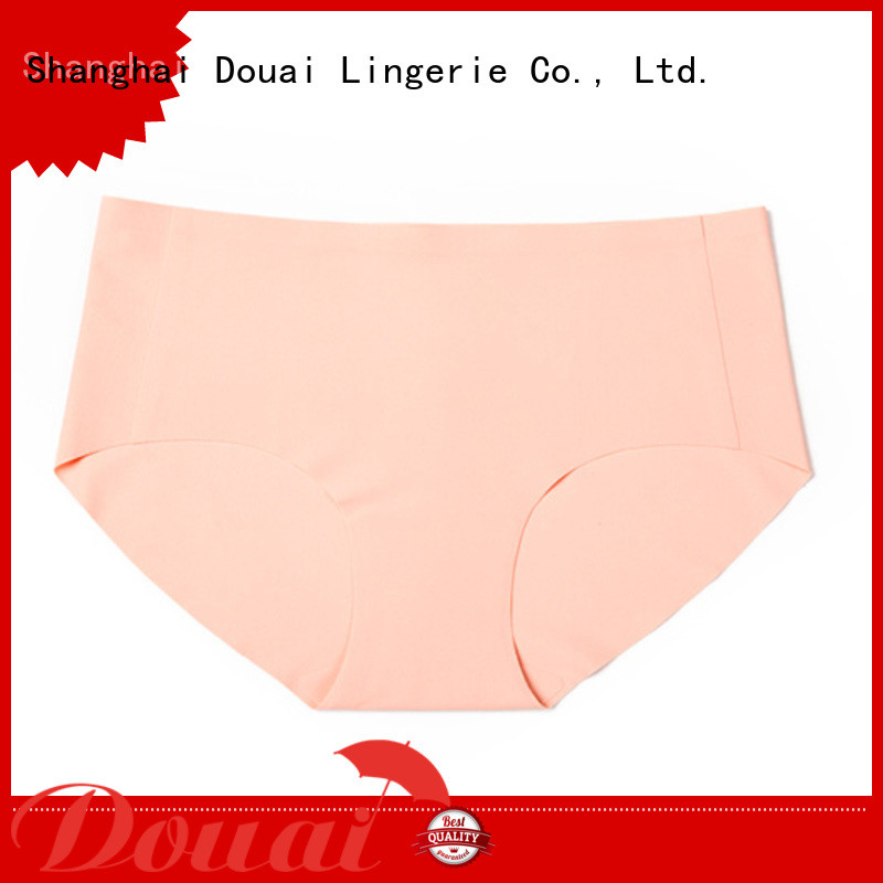 Douai good quality women's seamless underwear factory price for lady