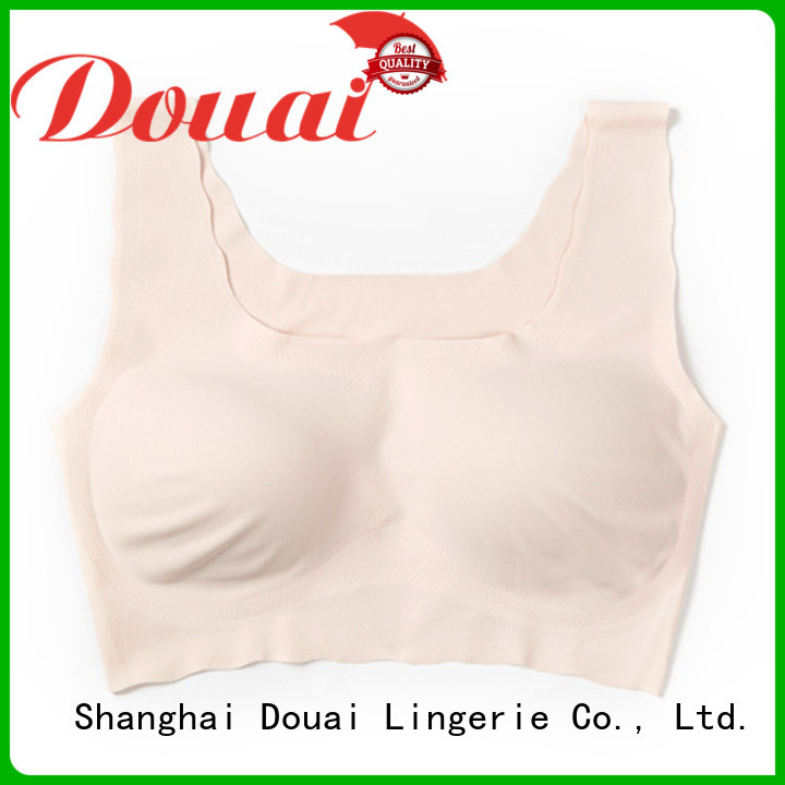 Douai strap bra top factory price for bedroom