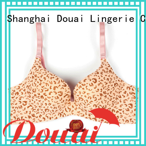 Douai full coverage support bras faactory price for girl