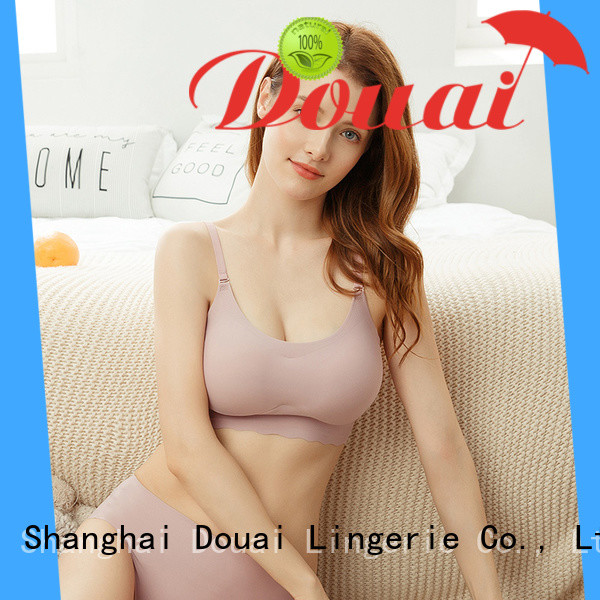 Douai flexible best quality bras manufacturer for bedroom