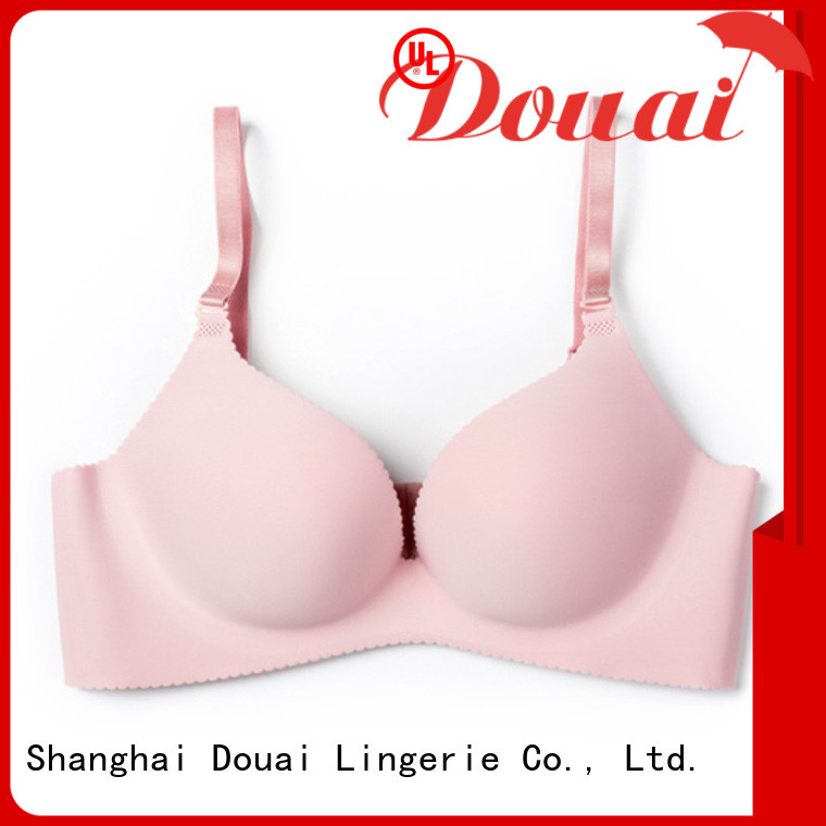 Douai attractive seamless padded bra on sale for madam