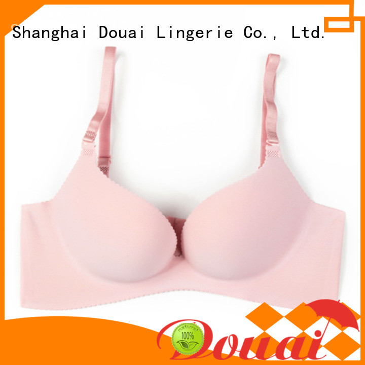 Douai ladies push up bra customized for madam