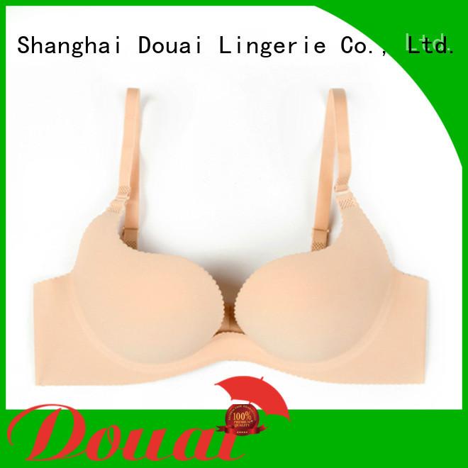 Douai elagant deep u plunge bra customized for party