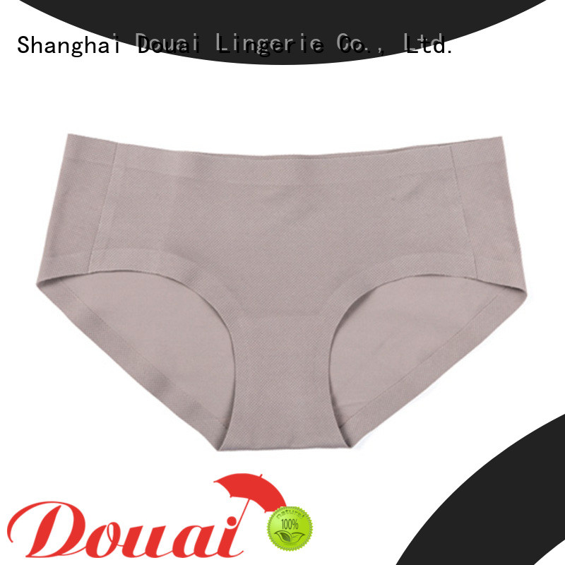 Douai good quality nude seamless underwear directly sale