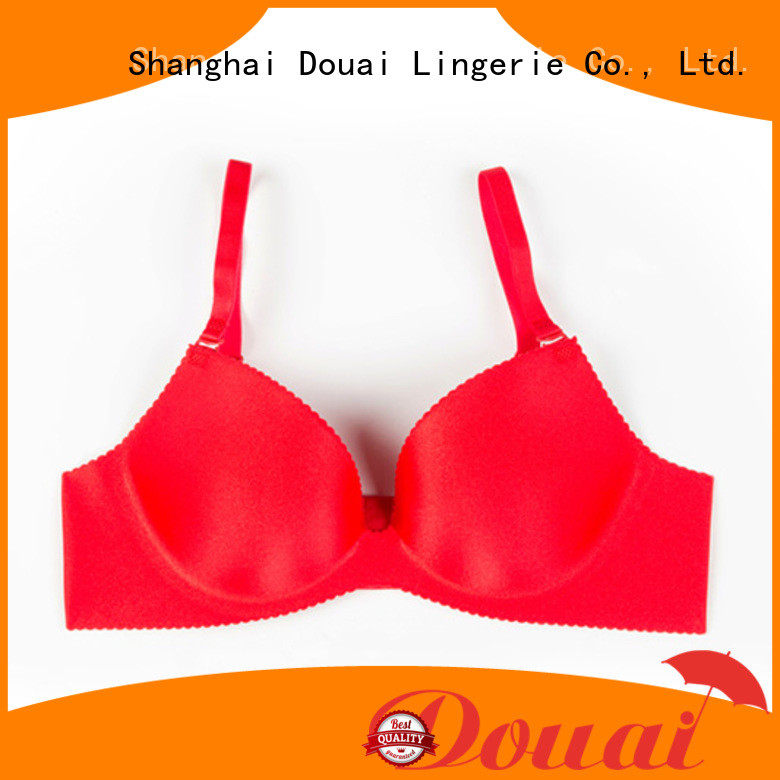 Douai attractive best push up bra reviews wholesale for ladies