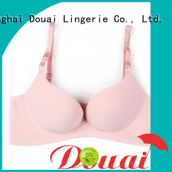 comfortable push up bra set supplier for ladies