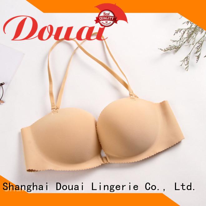 Douai front clip bras design for women