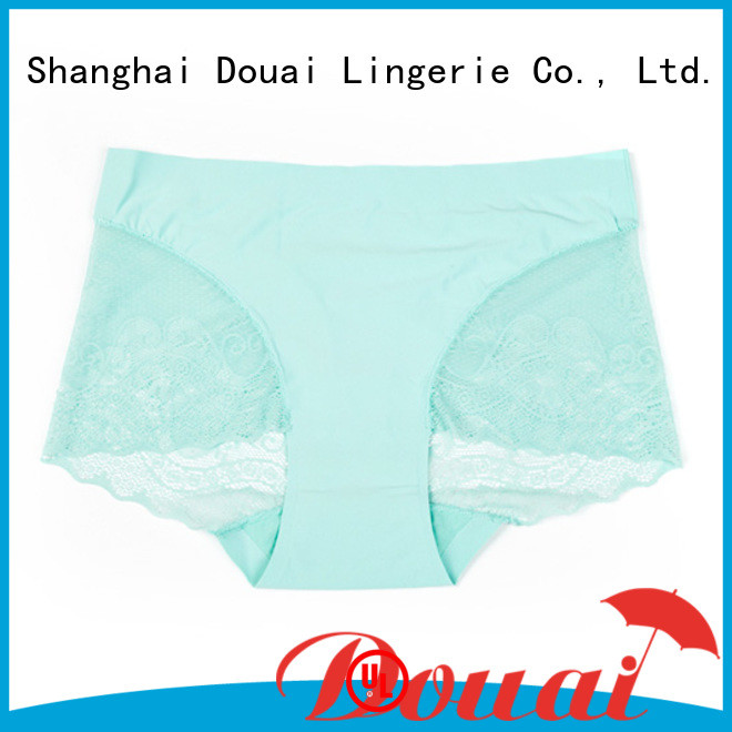 Douai lacy panties manufacturer for madam