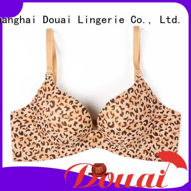 Douai mordern cotton seamless bra on sale for ladies