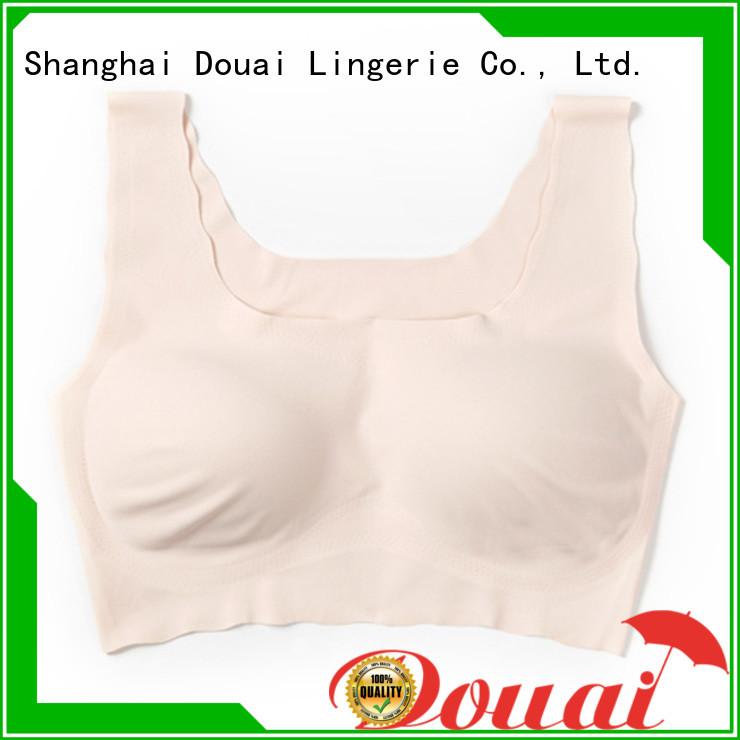 Douai comfortable cheap seamless bras manufacturer for hotel