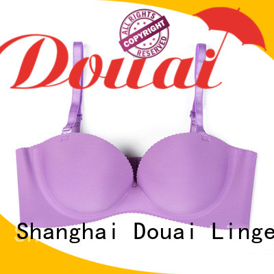 Douai professional push up half bra with good price for wedding
