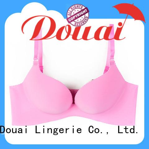Douai good push up bras customized for madam