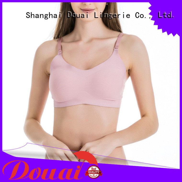 flexible nude seamless bra manufacturer for hotel